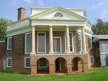 Jeffersonian architecture - Wikipedia, the free encyclopedia
