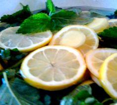 Egy kanál cukor: Citromfű szörp Az egyik legfinomabb szörp. Cukor, Cake Cookies, Lime, Fruit, Food, Lima, The Fruit, Limes, Meals