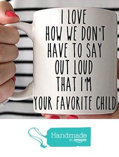 Awesome 50 Best Custom Mother's Day Mugs For Mom https://decoratoo.com/2017/04/22/50-best-custom-mothers-day-mugs-mom/ The mugs are at present ready for ordinary usage, like a hot cup of tea each day. This mug is ideal for the mom with a little bit of creativity inside her bones