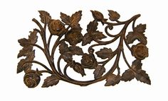 Piece of Wrought Iron Victorian Fence by The Onyx Sheep Richmond Virginia, via Behance