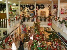 Always Christmas (Hiawassee, GA)