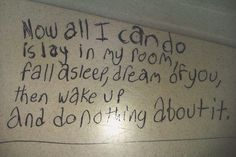 Neck Deep -A Part of Me (feat. Laura Whiteside) that song. Poetry Quotes, Mood Quotes, Pretty Words, Quote Aesthetic, Hopeless Romantic, How To Fall Asleep, It Hurts, Graffiti, Love You
