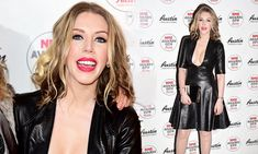 Comedian Katherine Ryan steals the spotlight at NME Awards