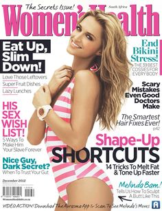 54 Best Womens Health Cover Stars Images In 2019 Health Womens