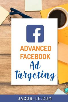 Choosing the perfect audience for your Facebook ads is KEY. But, how do you target the right people in your ad campaigns. This step-by-step tutorial gives you all of the options available, including some advanced tips, hacks, and examples.  By using this Facebook marketing strategy in 2020, you'll be able to outperform the competition and run more profitable ads.  Click the link and grab a pen and paper, so you can make this your best year ever. #jacoble #facebookads #facebookmarketing… Facebook Marketing Strategy, Small Business Marketing, Internet Marketing, Online Marketing, Mobile Marketing, Online Advertising, Media Marketing, Using Facebook For Business, For Facebook