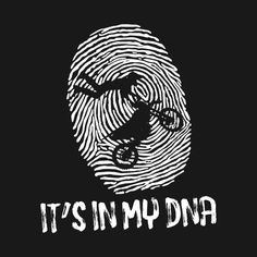 Check out this awesome 'Biker+With+Dna+T-Shirt' design on Motorcycle Stickers, Bike Stickers, Motorcycle Posters, Motorcycle Art, Dirt Bike Tattoo, Bike Tattoos, Tatouage Dirt Bike, Art Adn, Dna Art