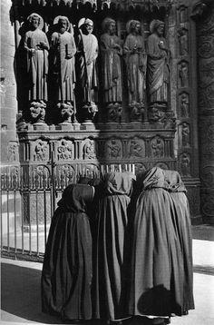 Paris-1953 Foto:Marc Riboud