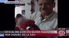 Miraflores: Hallaron baleado en su cochera a coronel en retiro del Ejército