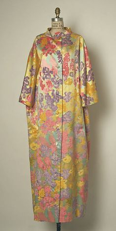 Loungewear Cristóbal Balenciaga early 1960s