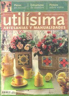 TODAS LAS REVISTAS DE MANUALIDADES GRATIS: Revista varias manualidades