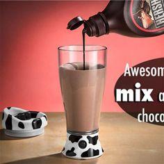 Coffee, Chocolate Milk, Protein Shake Mixer Mug
