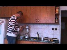 Vychutnajte si môj ďalší recept, ktorý patrí medzi moje najobľúbenejšie. Tvarohovú mňamku máte hotovú za 5 minút a môžete si ju aj ľahko zabaliť a vziať so sebou napríklad do práce. Je to ideálny pokrm na raňajky, desiatu, olovrant, ale i v hociktorú časť dňa.   http://www.facebook.com/prevezmitekontrolunadsvojimzdravim?ref=hl