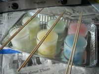 More details on how to make a gel candle