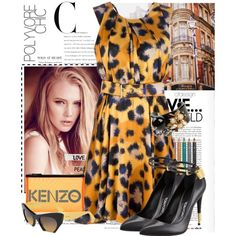 """""""Wild At Heart"""" by cjfdesign on Polyvore"""