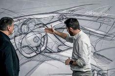 Mercedes Design Process