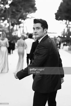Orlando Bloom attends the amfAR's 23rd Cinema Against AIDS Gala at Hotel du Cap-Eden-Roc on May 19, 2016 in Cap d'Antibes, France.