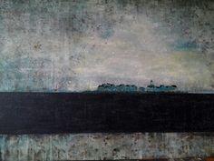 Zuiderzee, painting