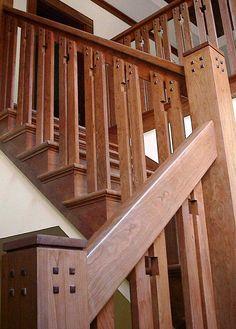 Best Heistand Baluster In 2020 Craftsman Interior Staircase 400 x 300