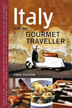 This looks like an interesting cook book - will have to add it to the list! Le Marche for the Gourmet Traveller