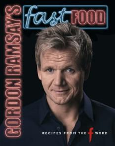 Throw away the takeaway menus, ready meals and convenience foods! These days everyone wants fast food but at the same time they want to eat well. And there's no one better than Gordon Ramsay to show you how to cook real food fast and make it taste delicious too! With his unique style, high voltage energy and passion for good food Gordon shows how to get a great meal on the table in less time than it would take to have a takeaway delivered. £19.99, hardback. UK edition.