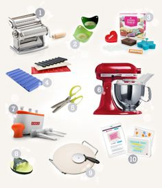 Top 10 most gifted kitchen tools