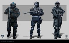 Outer Veil - FSA Faction Designs by AranniHK.deviantart.com on @DeviantArt