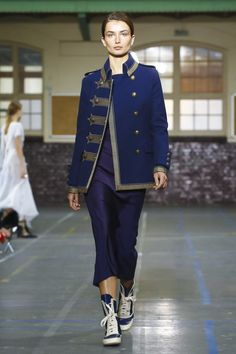 John Galliano Ready To Wear Fall Winter 2016 Paris