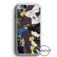 The Simpsons A Tribute The Beatles iPhone 6/6S Case   casescraft