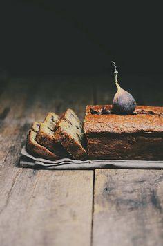 Fig and zucchini bread