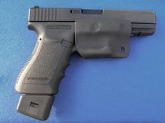 The Firefly.  Primal Options trigger guard holster.