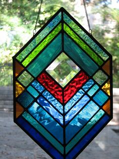 How to use scrap glass!