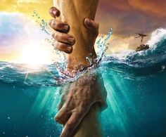 The directional love of God keeps us from sinking. Keep our heart's set on the Voice of His Son Jesus Christ. God Bless YOU!