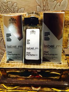 Hair perfume by labelm