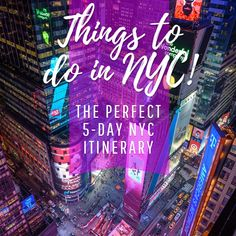 Discover the best way to spend in NYC, the 'World's Most Exciting City! Nyc Itinerary, New York Hotels, Ellis Island, Romantic Dinners, Great Restaurants, New York Travel, New Day, New York City, Things To Do