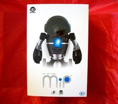 $69.99 (THESE ARE SOLD OUT EVERYWHERE) NEW WowWee MiP Wireless Personal RC Robot LED Eye Android Apple IOS Compatibul #WowWee