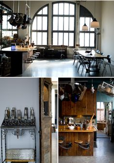 vintage finds for a modern world: the bridge loft. / sfgirlbybay
