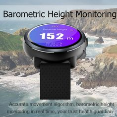e41851e1bfa1 LEMFO New LEM8 Orologio intelligente Phone 4G WiFi 16GB Smartphone Android  iOS  phone  accessories  trend  technology  iphone  watch  android  ios   smart