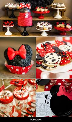 Pin for Later: The Bachelor's Molly Mesnick Threw the Cutest Minnie Mouse Birthday Party
