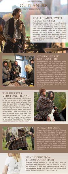 9/6/14 Outlander Newsletter #Kilt #PutAKiltOnIt