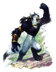 Black Furies - Werewolf: The Apocalypse Mythological Creatures, Fantasy Creatures, Mythical Creatures, Female Werewolves, Vampires And Werewolves, Apocalypse, Werewolf Art, Howl At The Moon, Wolf Spirit