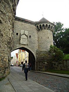Tallinna, vanha kaupunki