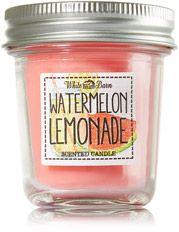 Watermelon Lemonade Mini Mason Jar Candle - Home Fragrance 1037181 - Bath & Body Works