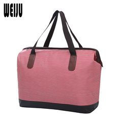 WEIJU New Travel Bag Women 2017 Fashion Hand Luggage Duffle Bag Waterproof Men Travel Bags Casual Women Shoulder Bags