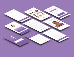 "Check out new work on my @Behance portfolio: ""UI/ UX Design"" http://be.net/gallery/44618525/UI-UX-Design"