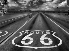 """500px / Photo """"Route 66"""" by Xavier Soldevila"""