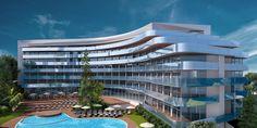 Vacanta de vara 2018 la mare in Nisipurile de Aur la Hotel Astoria Mare de 4 stele - All Inclusive