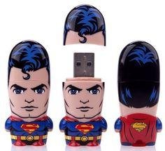 32GB Superman X MIMOBOT USB Flash Drive