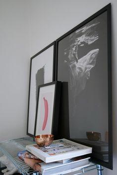 Desenio Poster Pink Banana // Ladybirds Nest Blogg