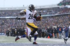 NFL1000 Scouting Notebook: Has Le'Veon Bell Regained Status as NFL's Best RB? | Bleacher Report