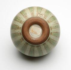 Harrison McIntosh stoneware ceramic vase